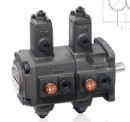 PVDF Series variable double vane Pumps